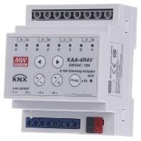 meanwell Mean Well KNX KAA-4R4V-10 Dimactor 4-kanaals
