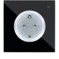 iotty OSWDEB Wi-Fi Stopcontact Met meetfunctie Binnen