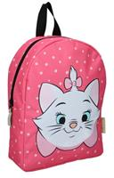 Disney rugzak Marie Style Icons meisjes 9 L polyester roze