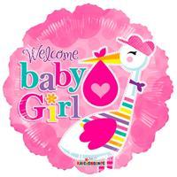 DeBallonnensite Baby stork girl