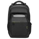 Targus CityGear Laptop Backpack - Notebook carrying backpack - 15 - 17.3 - black