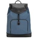 Targus Newport Drawstring - Notebook carrying backpack - 15 - blue
