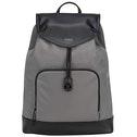 Targus Newport Drawstring - Notebook carrying backpack - 15 - grey