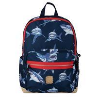 Pick&Pack Pick & Pack Rugzak Shark L Navy