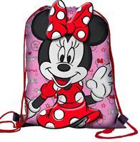 Disney sporttas Minnie Mouse meisjes 5,8 liter polyester rood