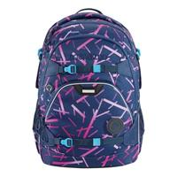 Rugzak Coocazoo Polyester Cyber Pink