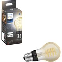 Philips Lighting Hue 871951430142900 LED-lamp Energielabel: G (A - G) Hue White Ambiance E27 Einzelpack Filament 300lm E27 7 W Warmwit tot koudwit