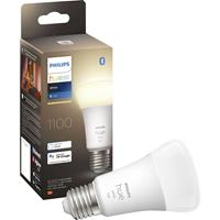 Philips Lighting Hue 871951428823200 LED-lamp Energielabel: F (A - G) Hue White E27 Einzelpack 1050lm 75W E27 9.5 W Warmwit
