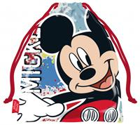 Disney lunchtas Mickey Mouse junior 26,5 x 21,5 cm polyester