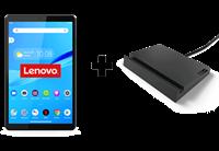 Lenovo Smart Tab M8 - 32 GB - Grijs