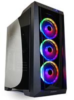 LalaShops Intel Game PC / Computer - i3 9100 - 480GB SSD - 8GB RAM - GTX1650 4GB - Win 10 Pro - TALOS M1