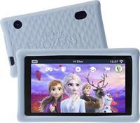 pebblegear Pebble Gear Kids Tablet Frozen 2 1 GB Black Android-tablet voor kinderen 17.8 cm (7 inch) 1.3 GHz MediaTek Android 8.1 1024 x 600 pix