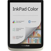 Po&ćaćute;ketBook InkPad eBook-reader 19.8 &ćaćute;m (7.8 in&ćaćute;h) Zilver