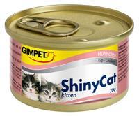 GIMPET Shinycat Kitten Kip 24x70 Gr