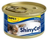 GIMPET ShinyCat in Jelly - Tonijn - 24 x 70 gram