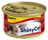 GIMPET ShinyCat in Jelly - Kip - 24 x 70 gram