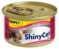GIMPET Shinycat Adult 70 g - Kattenvoer - Kip&Kreeft