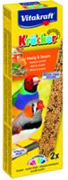 Vitakraft Kräcker Exoten Honing 2x Vogelsnacks