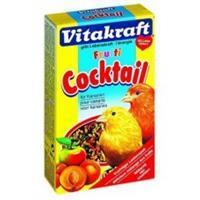 Vitakraft Cocktail Kanarie Fruit 200gr Vogelsnacks