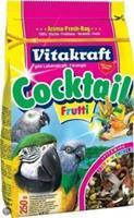 Vitakraft Frutti Cocktail Papegaai 250gr Vogelsnacks