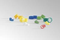 Beeztees Klickringen voor duiven - duif accessoires - 8 mm