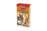 sanal wortel druppels voor knaagdieren