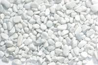 Beeztees Aquariumgrind Carrara Rond - Aquariumgrind - 16-25 mm - 1kg