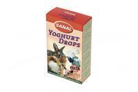sanal Yoghurt Drops - Knaagdiersnack - 45 g