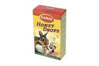 sanal Honey Drops - Knaagdiersnack - 45 g