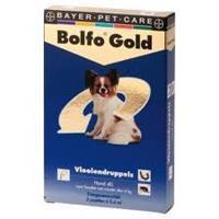 Bolfo Gold Druppels Hond 40 2 x 0,4ml