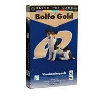 Bolfo Gold Druppels Hond 100