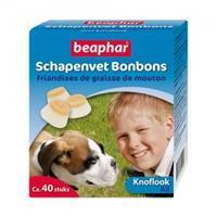 Beaphar Schapenvet Bonbons Knoflook - 245 g