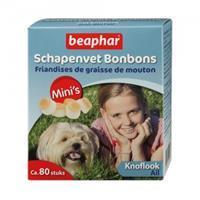 Beaphar Schapenvet Bonbons Knoflook Mini - 245 g