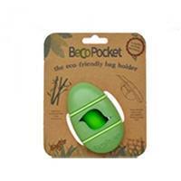 BecoThings Beco Pocket Poepzakhouder - Groen
