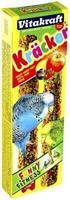 Vitakraft Parkiet Kracker 2 in 1 Fruit 2 stuks