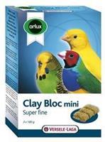 Orlux Clay Bloc Mini Kleikoek 0,54kg Vogelvoer