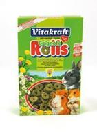 Vitakraft Groen Rollies - Knaagdiersnack - 300 g