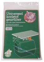 Overige Kattenbak Koolstof Geurfilter 30x20cm Kattenbak