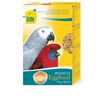 Cede Eivoer grote parkiet/papegaai 1 kg