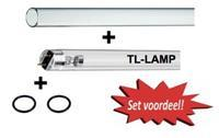Uv-C Tl Complete Lampset 55W