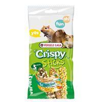 Versele-Laga Crispy Sticks Omnivoor 3st Knaagdiersnacks