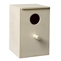 fauna Pet products houten broedkastje, staand