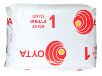 Oyta Oestergritmix 2-5 Mm  1 - Supplement - 25 kg