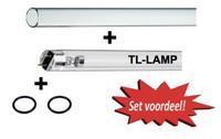 Uv-C Tl Complete Lampset 30W