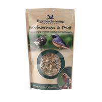 wildbird Meelwormen & Fruit - 100 gram