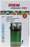 Eheim filter Classic 350 met filtermassa