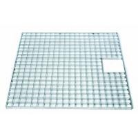 Afdekrooster vierkant - 60 x 60 cm