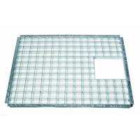 Afdekrooster rechthoekig - 71,5 x 41,5 cm