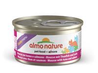 almo Daily Menu Mousse - Tonijn & Zalm - 24 x 85 gram