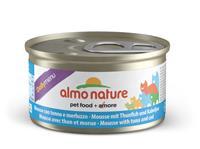 almo Daily Menu Mousse - Tonijn & Kabeljauw - 24 x 85 gram